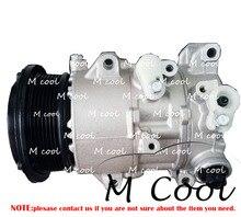 Car ac compressor For Toyota Camry RAV4 2.4L 2005-2009 Rav4 Compressor 4471905321 8831042270 8831006330 8831033250
