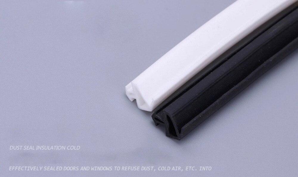 HTB1vxFbazDuK1RjSszdq6xGLpXa2 - ยางซิลิโคนติดขอบประตูอลูมิเนียม ช่องใส่ซีลแถบสามเหลี่ยม ขนาด 5X12M 10M สีดำ สีขาว สีน้ำตาล