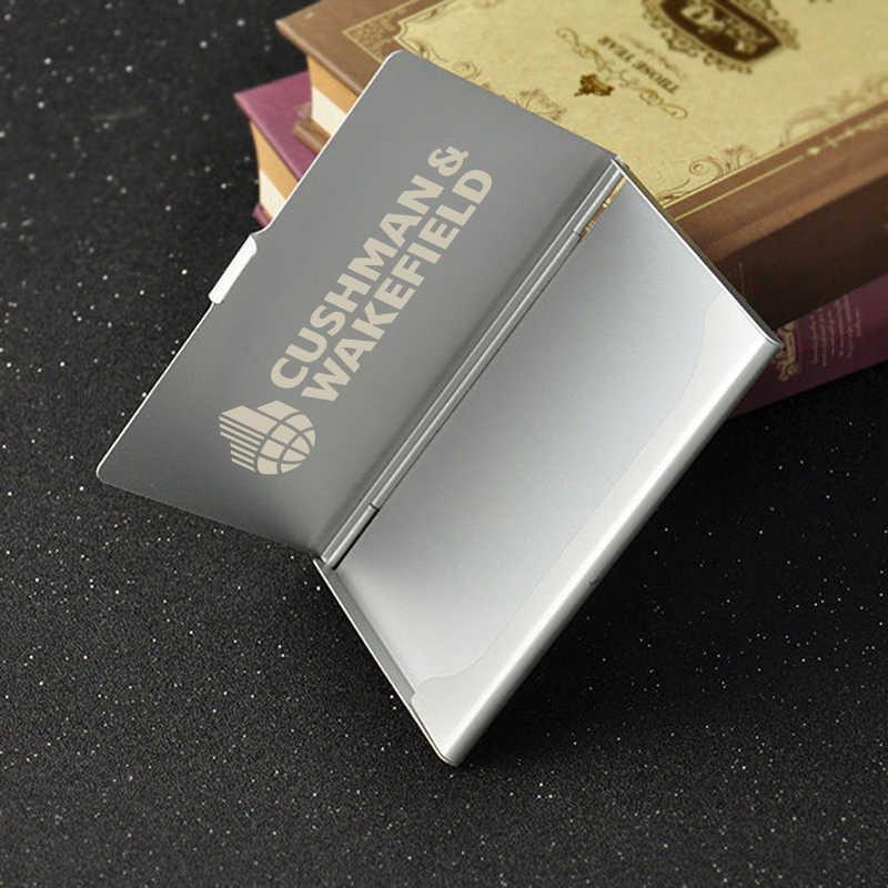 100x Custom Logo Engraved Silver