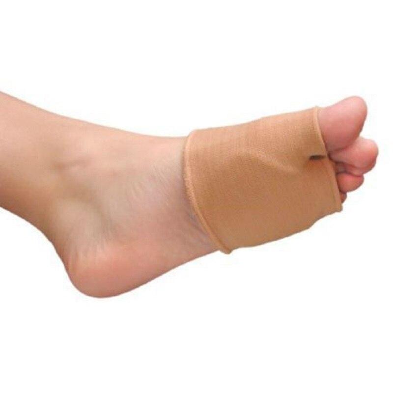 944a27e8c2 Bola do Pé Gel Manga as cabeças dos metatarsos Morton neuromas dolorosos  atrofia pad plano splay de alívio de pressão do pé calos cuidados com os pés