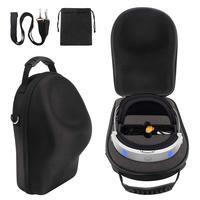Storage EVA Case For Sony VR PS4 PSVR 3D Glasses Light Shockproof Waterproof Travelling Bag For PlayStation VR Gaming Headsets