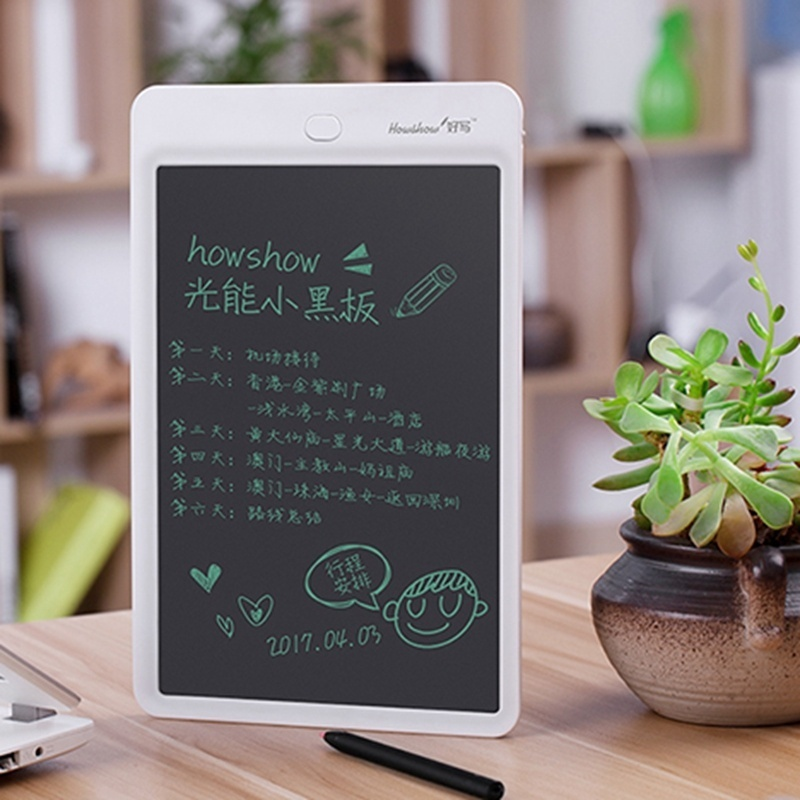 Children Gifts Digital Drawing Borad Writing Tablet 10Inch Handwriting Board  Applicable To The Home School Office ITSYH WL8-003