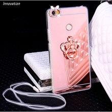 Innovation Phone Cases For Xiaomi Redmi 4X 4A 3S Case Luxury Mirror Plating Soft TPU Back Cover mi5 mi 5s 5C 6 mi5s