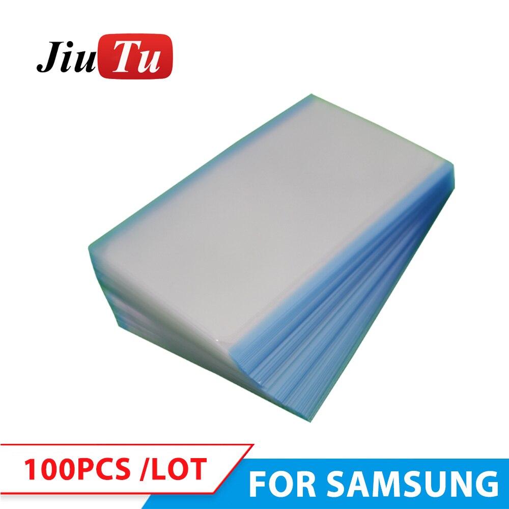 Jiutu Optical Adhesive Clear OCA Glue For Samsung Galaxy S7 Edge S8 G950 S8 Plus G955