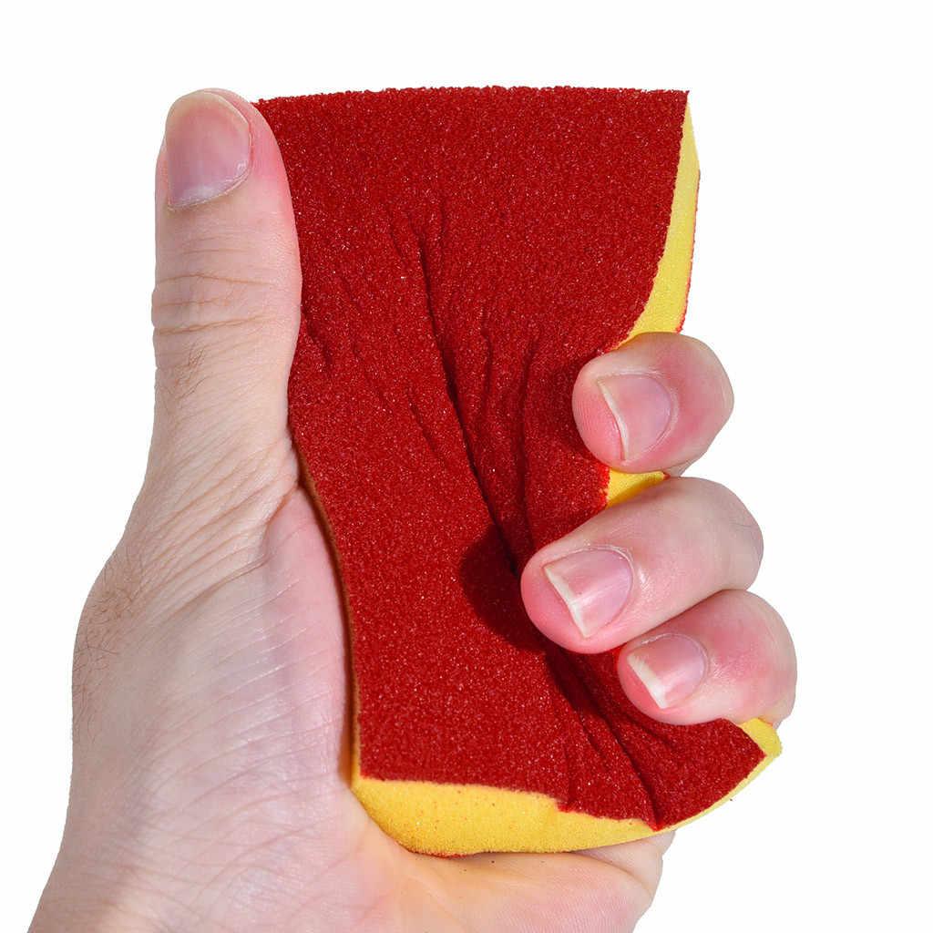Esponja de melamina cocina nano esmeril esponja limpiadora mágica olla excepto esponja de limpieza de óxido para la cocina baño 2019 Y