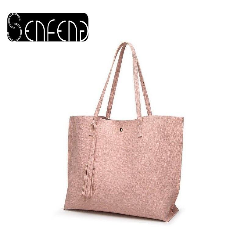 Women handbag PU Leather Women messenger Crossbody bags Women Large capacity wo