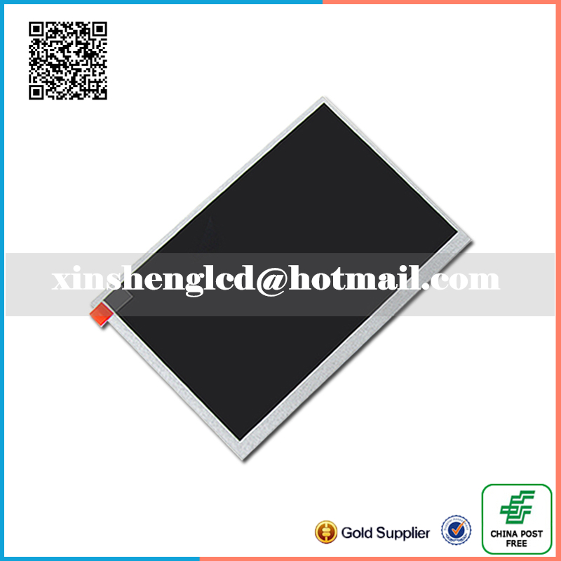 LCD Display Screen Panel Replacement 7 Efun Nextbook NX007HD8G Premium7HD TABLET 1024*600 Digital Viewing Frame Free Shipping