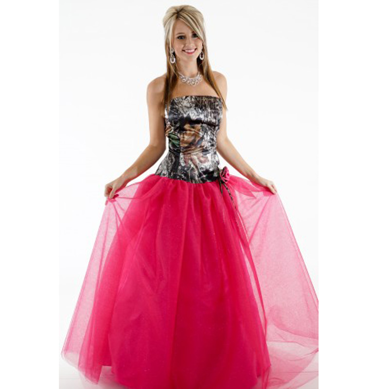 Compare Prices on Camo Prom Dresses- Online Shopping/Buy Low Price ...