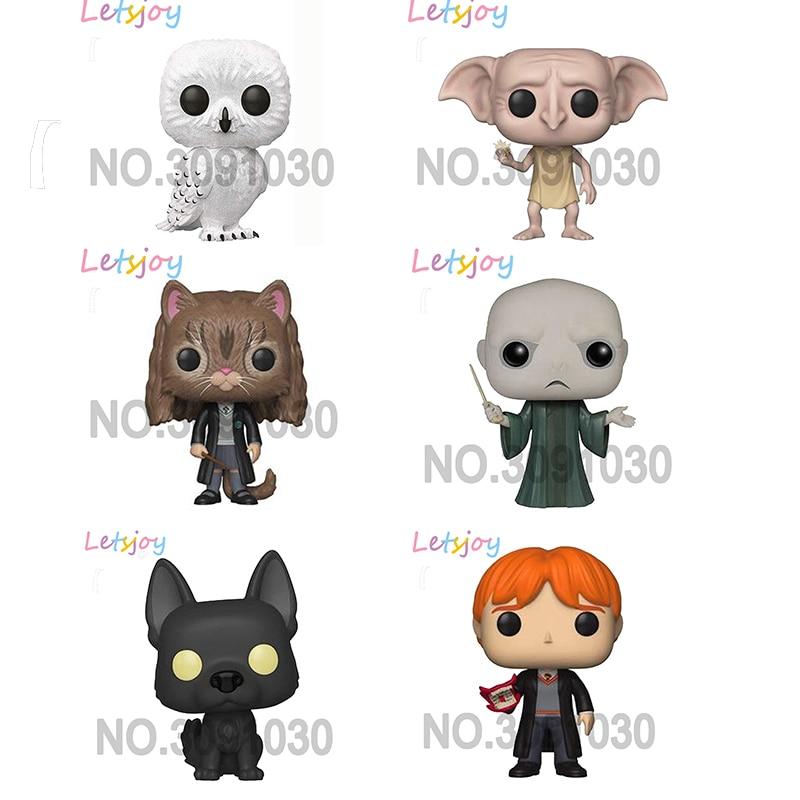 De Potter Gato Mágico Sirius Lord Acción Voldemort Mundo Figura Harry Hermione Perro Oficial Pop kXnwOP80