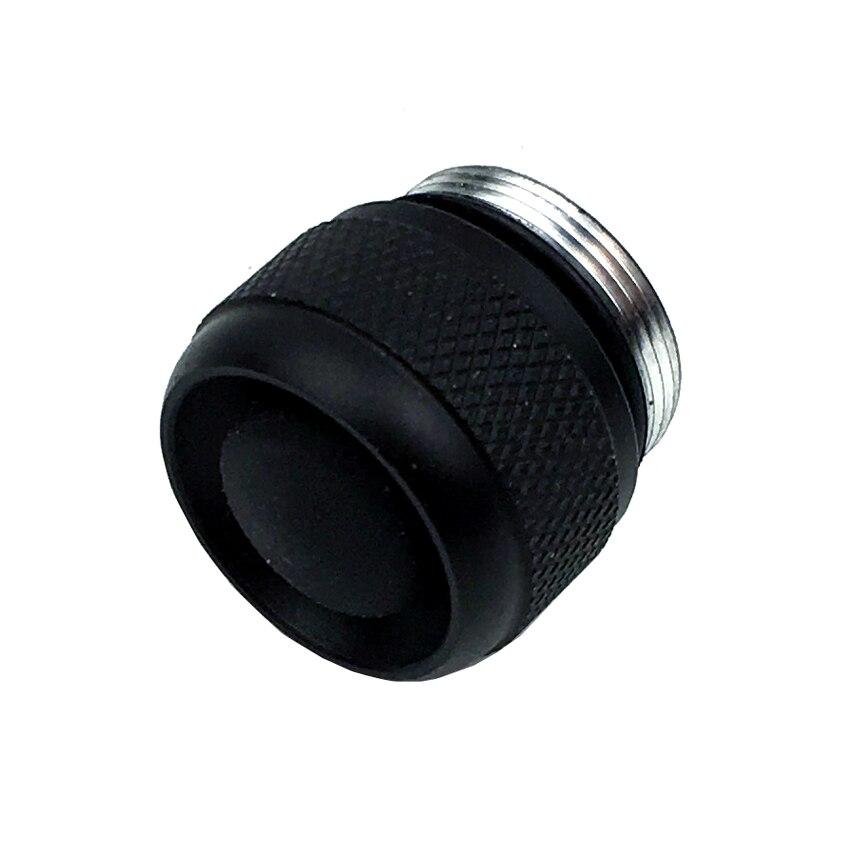 Radient 1 Stuks Vervanging Schakelaar Assemblage Staart Klik Clicky Schakelaar Accessoires Set Voor 502b Led Zaklamp Zaklamp
