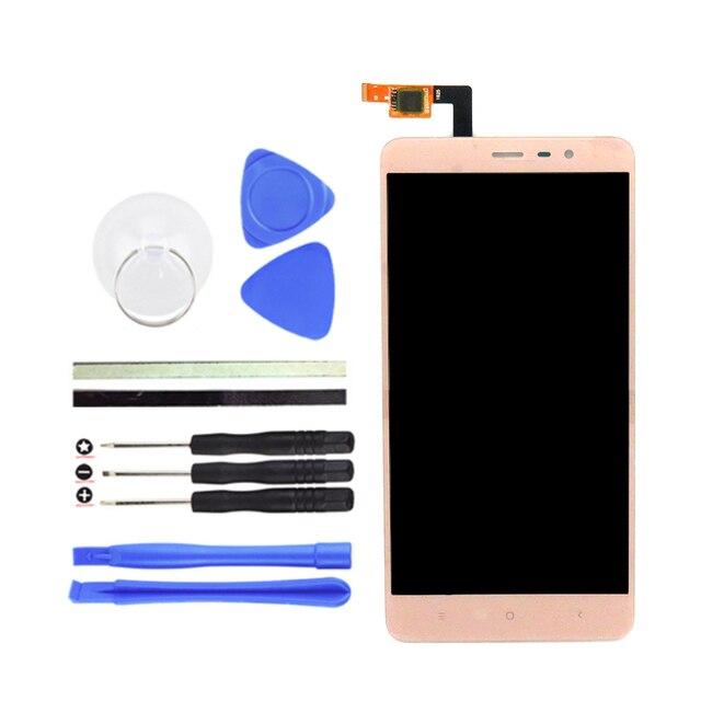 Для Xiaomi Redmi Note 3 Pro Prime ЖК-Дисплей С Сенсорным экран Digitizer Замена Тяга Для Hongmi Note 3 Сотового Телефона части