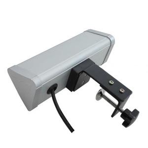 Image 4 - Fabrika doğrudan satış taşınabilir/no açılış masası/klip masaüstü multimedya masaüstü soketi şık uygun soket PD 01