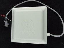 CIECOO REGULAR CUSTOMER SPEICAL OFFER UHF RFID card reader 5m long range 8dbi Antenna RS232/RS485/Wiegand