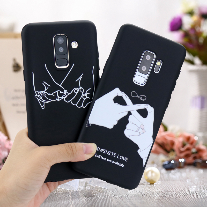 Izyeky Cover For Samsung Galaxy A8 2018 Cartoon Starry Sky Moon Soft Case For Samsung A8 Plus 2018 Case For Galaxy A8 A 8 2018 Cellphones & Telecommunications