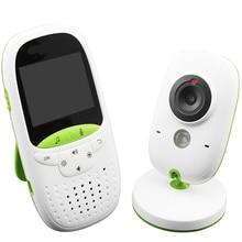 цена на VB602 New 2.4 Inch Wireless Baby Monitor Video Babysitter Care Home Wireless Security Two-way Intercom Camera