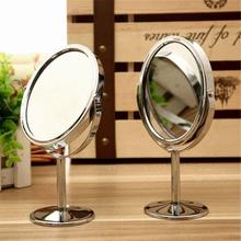 Beauty Makeup Cosmetic Mirror Double-Sided Normal and Magnifying Circular Makeup