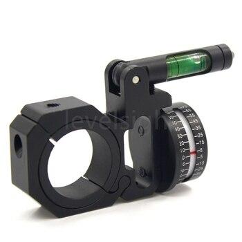 Metal kapsam Halka açı göstergesi Kabarcık Seviye Fit 25.4mm/30mm Kapsam Dağı Yüzükler optik kapsam sight avcılık