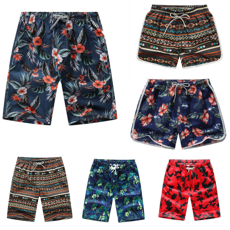 Swimwear Trunks Beach   Board   Swimming   Shorts   Swim   Shorts   Quick Drying Pants Swimsuits Mens Running Sports Surffing   shorts