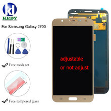 "5.5"" ADJUST Repalcemen For Samsung Galaxy J7 2015 J700 J700F J700M J700H LCD Screen Display +Touch Digitizer Assambly WITH TOOLS(China)"