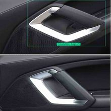 DNHFC Высокое качество Матовая ABS межкомнатных дверей ручной защитный чехол для peugeot 308 T9 SW заднего вида 5 двери