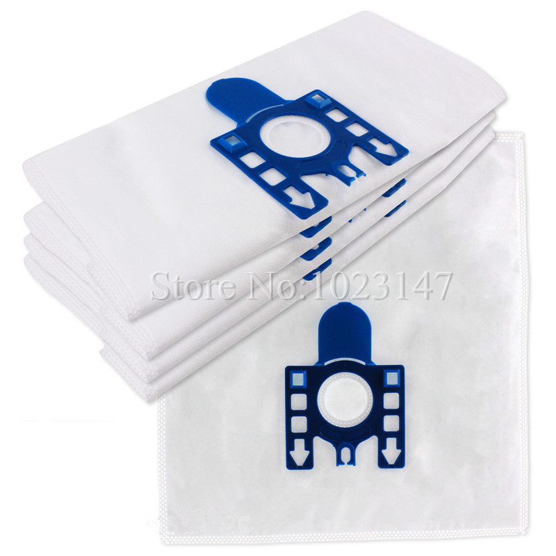 5 pieces/lot Vacuum Cleaner Microfiber Dust Bags Filter Bag Replacement for Nilfisk Xtra Power 2100 5x vacuum cleaner dust bags filter bag for nilfisk extreme power allergy special p10 eco