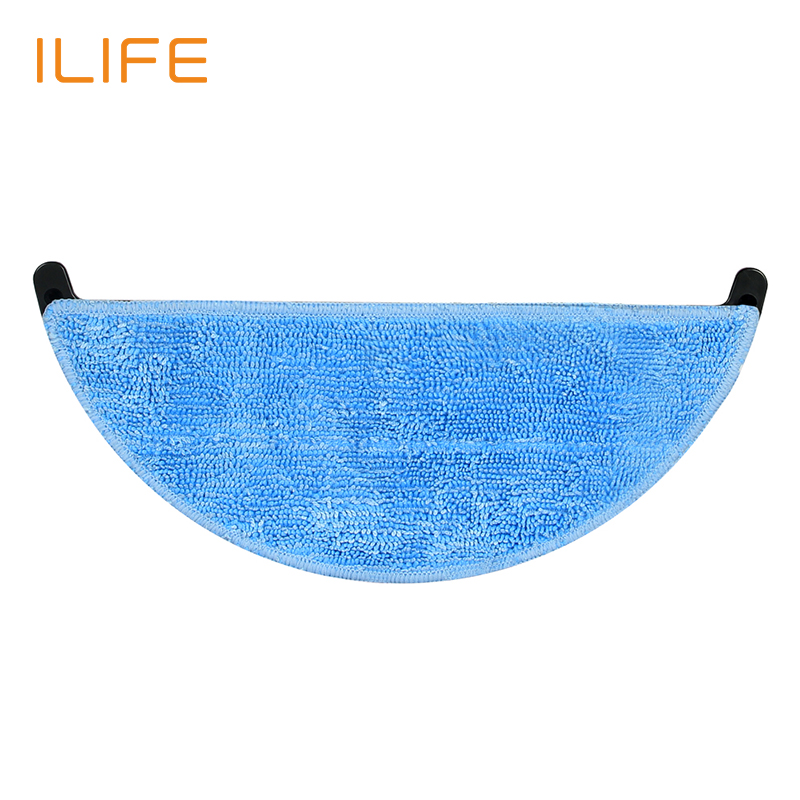 ILIFE Mop Bracket and mop cloth for V5s Pro