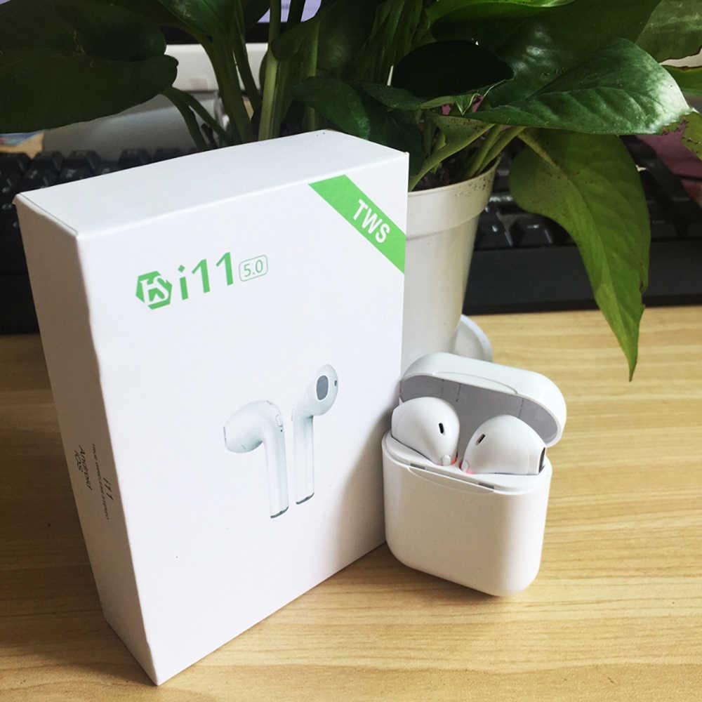 I11TWS беспроводные наушники мини-наушники Bluetooth 5,0 наушники беспроводные мини-наушники для мобильных телефонов наушники-вкладыши вспомогательные наушники