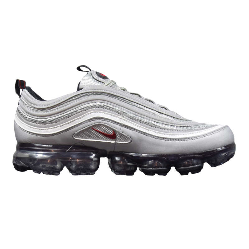 8461f982ea ... Nike Air VaporMax 97 Silver Bullet Men's and Women's Running Shoes,  Shock-absorbing Breathable ...