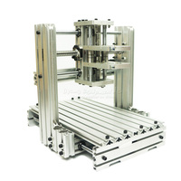 DIY Cnc frame 2520 milling and drilling machine