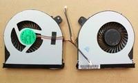 SSEA Wholesale New CPU Cooling Fan for ASUS K55 K55DR K55D fan AB0805HX-GK3 or MF75090V1-C180-G99