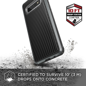 Image 3 - X Doria Defense Lux Case For Samsung Galaxy S10 Plus S10e Military Grade Drop Tested Anodized Aluminum Case Cover For S10 Plus