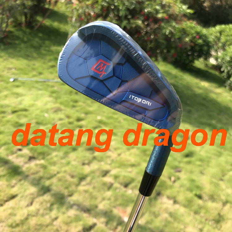 2019 New golf irons datang dragon MTG ITOBORI irons 7pcs with steel shaft Graphite shaft OEM
