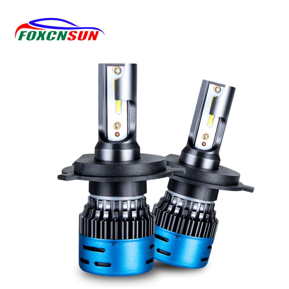 Automobiles & Motorcycles Acoosun Led H7 3000k Car Headlight Bulb H4 Led H1 H8 H11 9005 9006 Hb3 Hb4 40w 9600lm 6000k Led Auto Headlamp Car Lights 12v Attractive Designs;