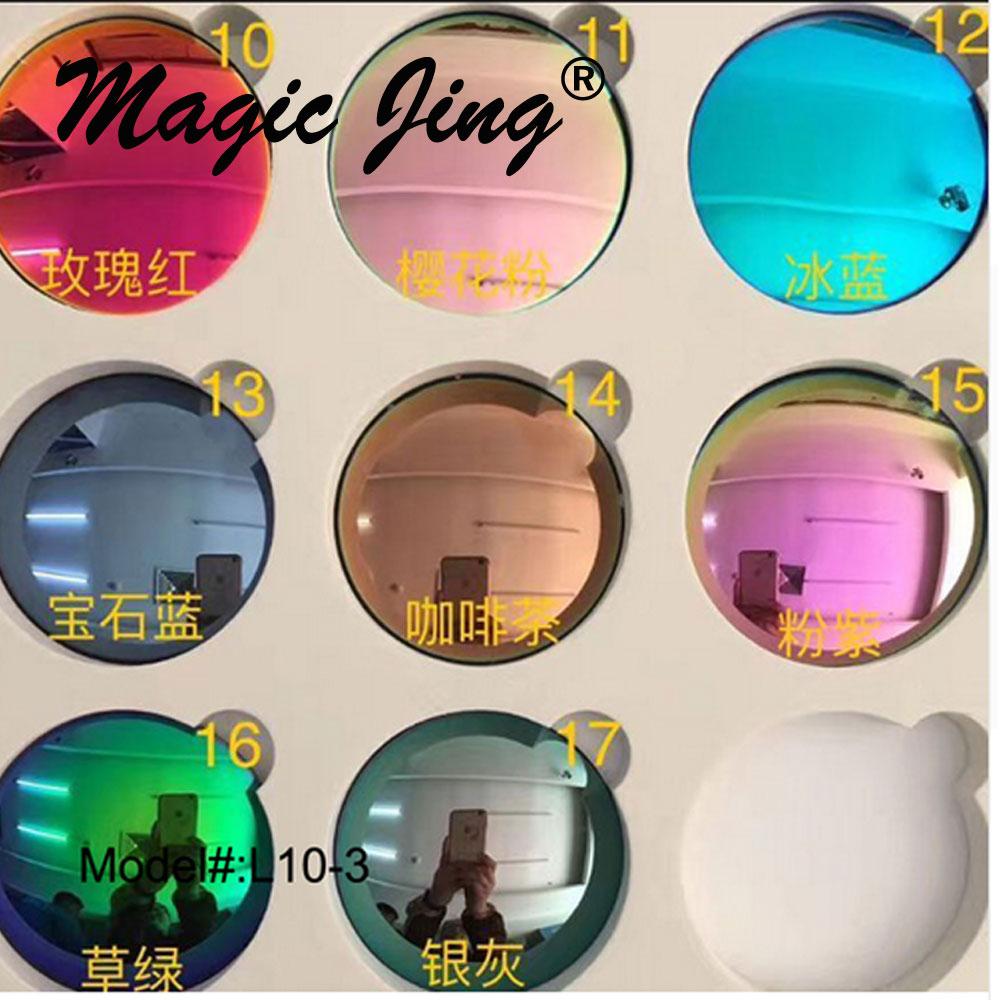 Magic Jing 1.502 1.61 Polarized Mirro Polarized Reçeteli Eynək - Geyim aksesuarları - Fotoqrafiya 2