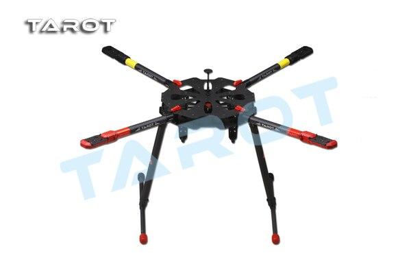 TAROT Quad-Copter X4 FPV Kit tube en fibre de carbone cadre à quatre arbres TL4X001