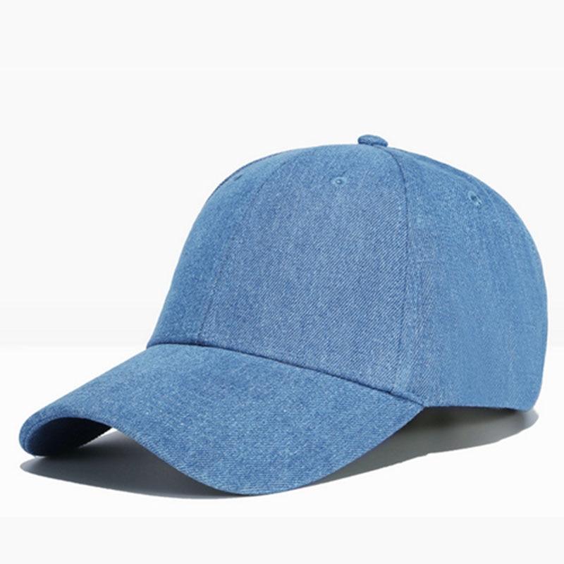Wholesal 6pcs lot Brand Blank Cotton Baseball Hat NEW Womens White Base Ball  Caps Men Adjustable Plain Ball Cap Buy Bulk Hats b784d39851