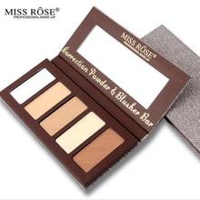 Brand Makeup 9 Color Contour Powder Palette Foundation Face Pressed Powder Concealer Cosmetics Base Contouring Nude Base Pigment
