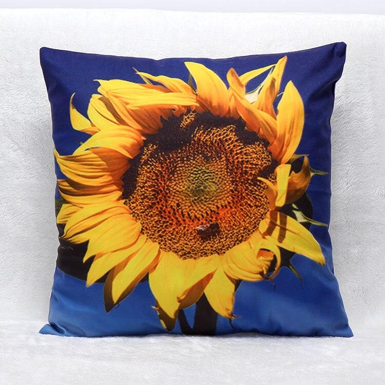 Popular Sunflower PillowBuy Cheap Sunflower Pillow lots from – Sunflower Chair Pads