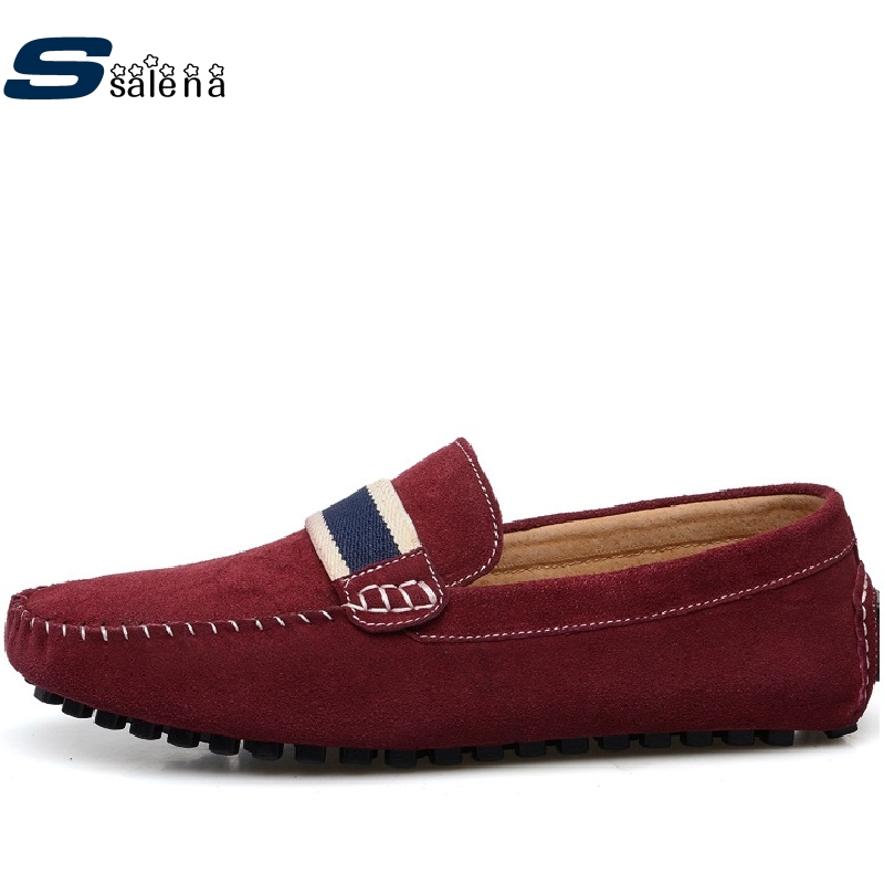 Male Casual Shoes Soft Footwear Classic Men Loafers Leather Fashion High Quality Shoes AA20366 male casual shoes soft footwear classic men working shoes flats good quality outdoor walking shoes aa20135