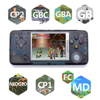 3.0 Inch Handheld Game Console Built in 3000 Classic Games 16GB Retro Console Support For NEOGEO/GBC/FC/CP1/CP2/GB/GBA