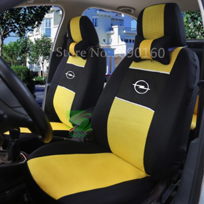 Universal Car seat Cover for Opel Astra h j g mokka insignia Cascada corsa adam ampera Andhra zafira car accessories automobile adam fowler nosql for dummies