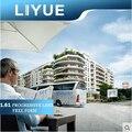 LIYUE индекс 1.61 Freeform Индекс Прогрессивные Мультифокальные Дополнение Оптический Рецепт Объектив Очки Очки мультифокальные линзы