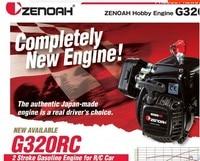 Zenoah g320rc 31.8cc 4 болт Двигатели для автомобиля в комплекте с клатч Baja FG x1 Losi 5 т
