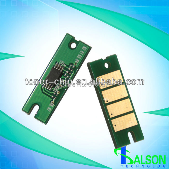 Aficio SP 100e/SP 100SFe/SP 100SUe toner chip reset for