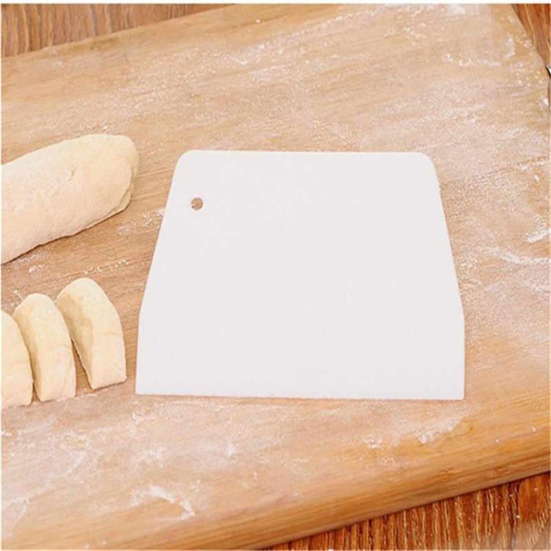 Кондитерский нож для рубки теста резак для торта, хлеба формы для выпечки скребок для инструментов торт лезвие шпателя для торта Кухня 2018
