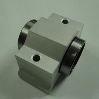 SCV20UU  20 mm Linear Motion Ball Bearing Slide Unit Bushing sc8uu scs8uu 8mm slide unit block bearing steel linear motion ball bearing slide bushing shaft cnc router diy 3d printer parts