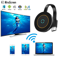 Miracreen G10 4K HD TV Stick 5GHz Video Wireless Dongle Receiver WiFi Display Screen Mirroring TV Media Streamer for Android ios
