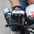 El envío libre de La Motocicleta guantes de montar motociclistas guantes de protección todo el dedo fuera de la carretera guantes de sexo masculino