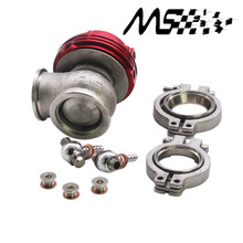 High Quality MVS 38mm TIAL WASTEGATE WITH V BAND AND FLANGES MV S TURBO WASTEGATE