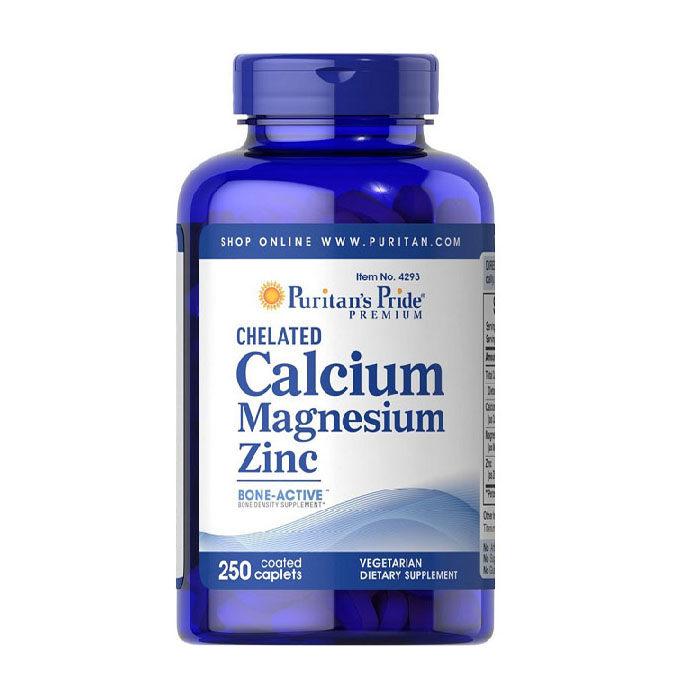 Calcium Magnesium Zinc Bone-Active 250 caplets  Free shipping gnc women s ultra mega active without iron 90 caplets free shipping u s a original imported
